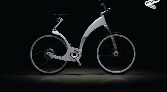 BICYCLE: GI FLYBIKE – The fly-folding electric bike.