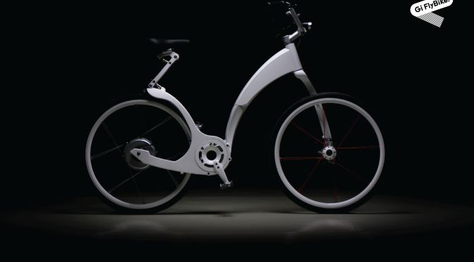 BICYCLE: GI FLYBIKE – The fly-folding electric bike.