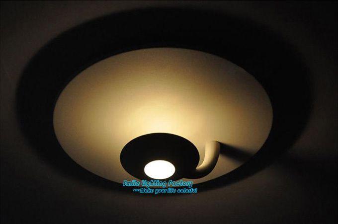Современные современные дети спальня нло Celing огни творческий белый мода потолочный светильник