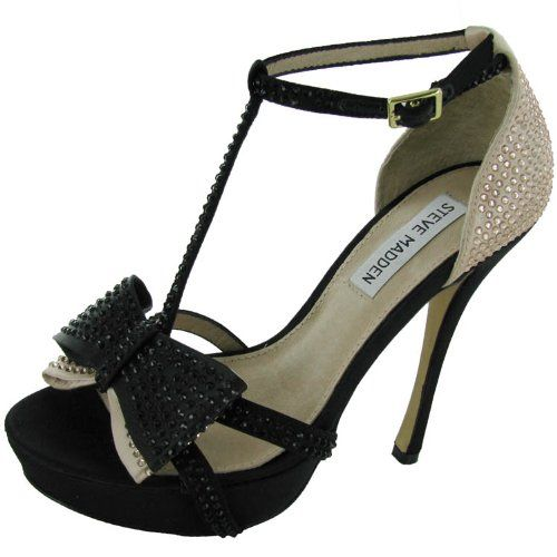 Steve Madden Womens 'Holly-R' Platform Sandal Shoe