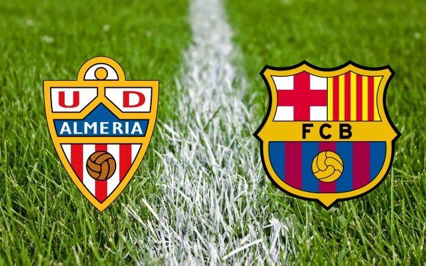 ituCasino - Prediksi Skor Almeria vs Barcelona 08 November 2014 Liga Spanyol
