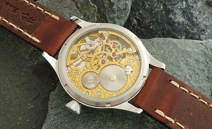 Hodinky na zakázku :: Pánské hodinky