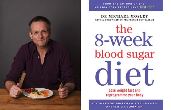 Dr Michael Mosley joins us for a blood sugar webchat