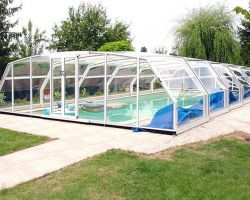 coperture scorrevoli per piscine