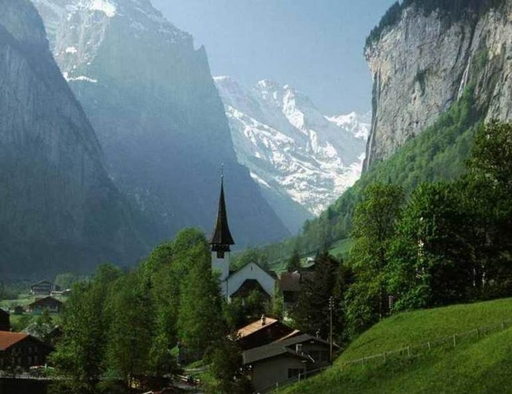 Lauterbrunn, Switzerland