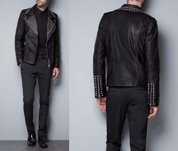 Make an impression with men's fashion jackets