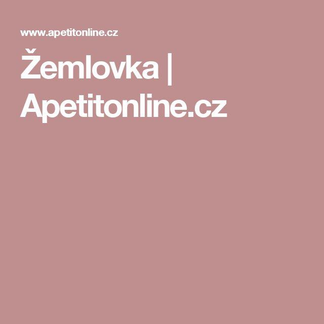 Žemlovka | Apetitonline.cz