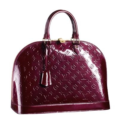 Louis Vuitton: Louisvuitton, Alma Mm, Louis Vuitton Monograms, Louis Vuitton Handbags, Louis Vuitton Bags, Lv Bags, Monograms Verni, Vuitton Alma, Lv Handbags