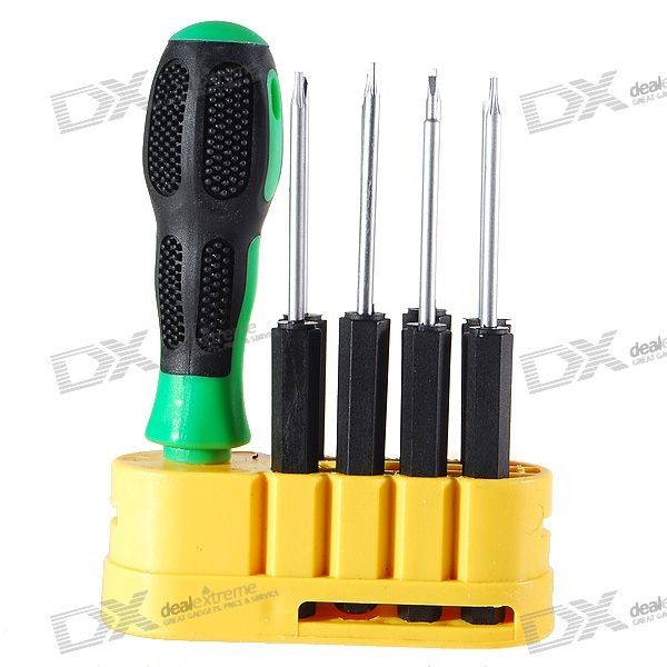 9-Piece Set Handy Screw Drivers. . Tags: #Electrical #Tools #Hand #Tools #Screwdrivers