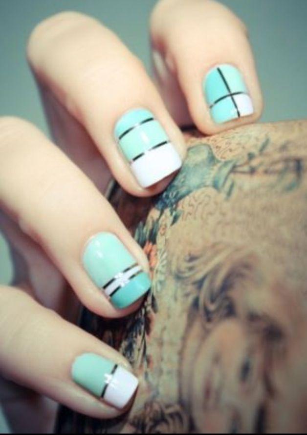 Nails uñas manicure