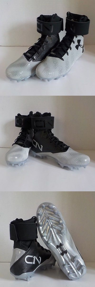 Youth 159118: Under Armour Cam Newton C1n Jr Molded Cleats 1269643 200 Boys 4.5Y Fast Ship -> BUY IT NOW ONLY: $59.95 on eBay!