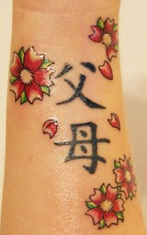 Best 25 small japanese tattoo ideas on pinterest for Small japanese tattoos