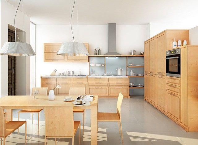 Serafina Straight Modular Kitchen By Kutchina Wfm Kitchen Design Kitchen Models Smart Kitchen
