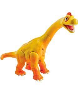 Dinosaur Train Interaction Ned Dinosaur Figure.