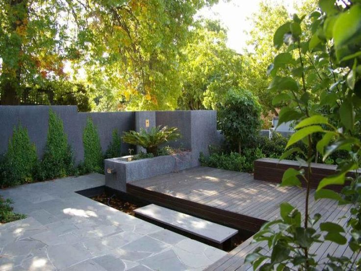 599 best contemporary gardens images on Pinterest Landscaping