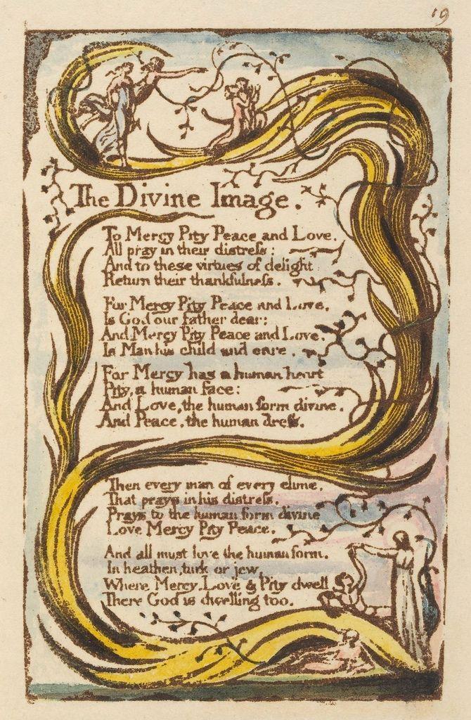 https://flic.kr/p/aGDyut   Songs of innocence (The Divine Image)   See: bibliodyssey.blogspot.com/2011/11/blake-illuminations.html
