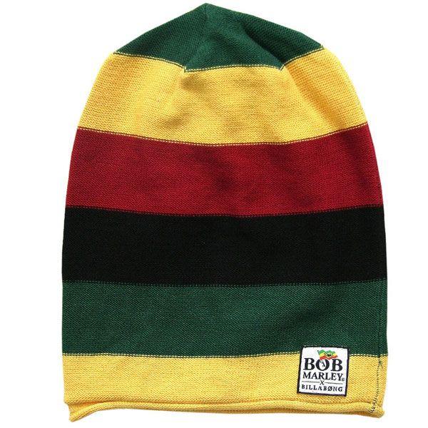ef3c4e5f4f1 Bob Marley Beanie Hat
