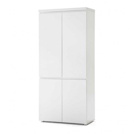 Büroschrank weiß  10 besten Weiße Schreibtische Bilder auf Pinterest | Weiss ...