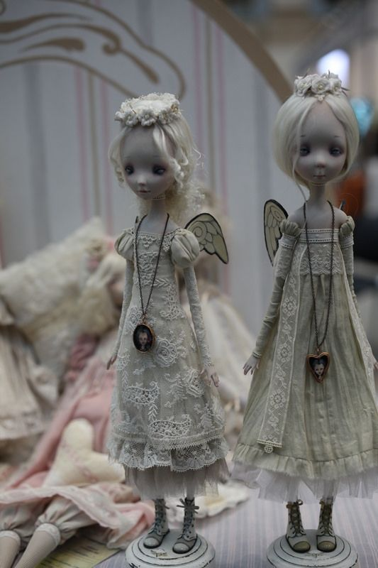 Art of Doll 2014 Moscow Russia (by elcatka)