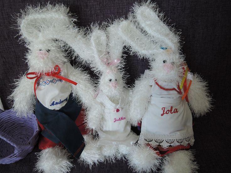 króliki dla Julki