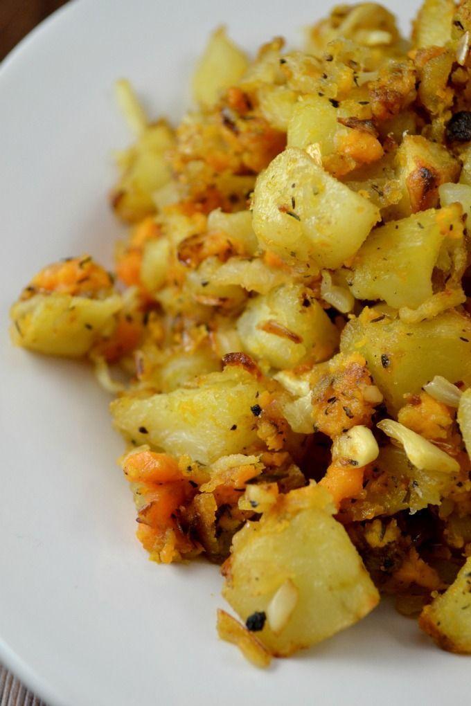 simple vegan breakfast hash                                                                                                                                                                                 More