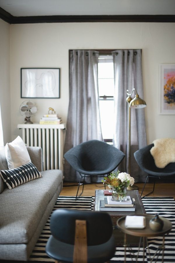 living room on @Glitter Guide today (like this style)