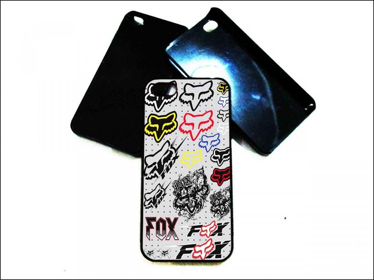 FOX RACING COLLAGE IPHONE 4/4s CASE