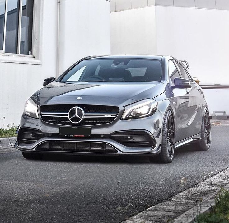 25 best cla45 amg images on pinterest fancy cars cars for Garage amg auto