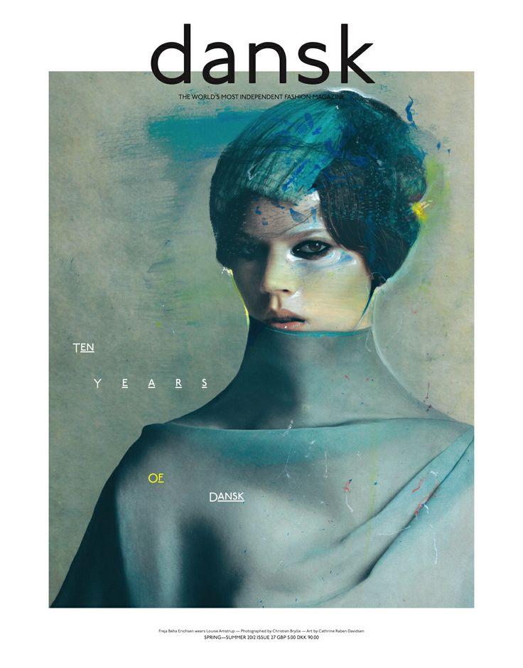 DANSK 27 - TEN YEARS OF DANSK  edition #27 s/s 2012