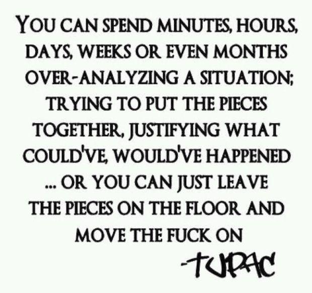 I AM LEGENDARY RAPPER TUPAC SHAKUR. | 30 Easy Steps To Not Give AF#@k