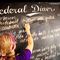 Federal Diner - Settle in for the day like a local at one of Wanaka's best establishments.