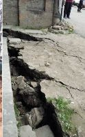 Earthquake in Nepal of 7.9 magnitude