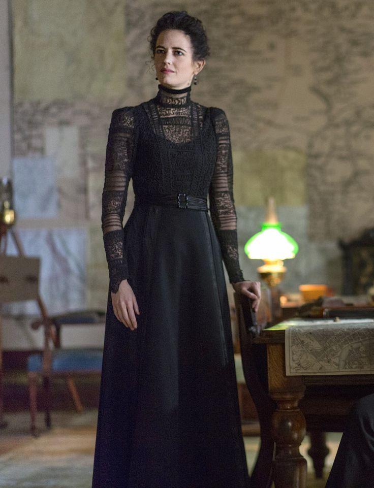 The Enchanted Garden | Eva Green as Vanessa Ives in Penny Dreadful (TV...