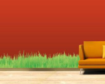 Χόρτα & γρασίδι Αυτοκόλλητο τοίχου ,19,90 €,https://www.stickit.gr/index.php?id_product=720&controller=product