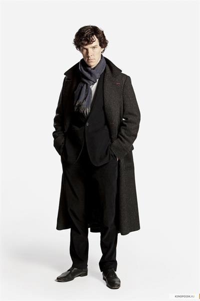 Ткань на пиджак холмсу