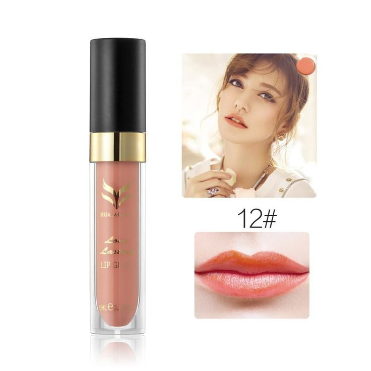 Kingfansion Waterproof Matte liquid lipstick Long Lasting lip gloss Lipstick (L). - 1pc Waterproof Matte liquid lipstick Long Lasting lip gloss Lipstick. - Size: Height:10.3cm Width:2.3cm. - Strong Waterproof ,Long-lasting. - Guarantee | We always try our best to offer our customers with the great quality of products and keep improving our customer service. All items we double check before shipping, quality guarantee, buy with your confidence!. - Note:the picture shown is a representation…