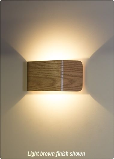 Ponton LED 5W Wall Light - Grey Brown, Wall Lights, Contemporary, New Zealand's Leading Online Lighting Store