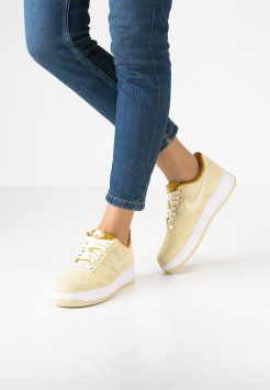 Nike Sportswear - AIR FORCE 1 '07 SEASONAL - Sneakers laag - lemon drop