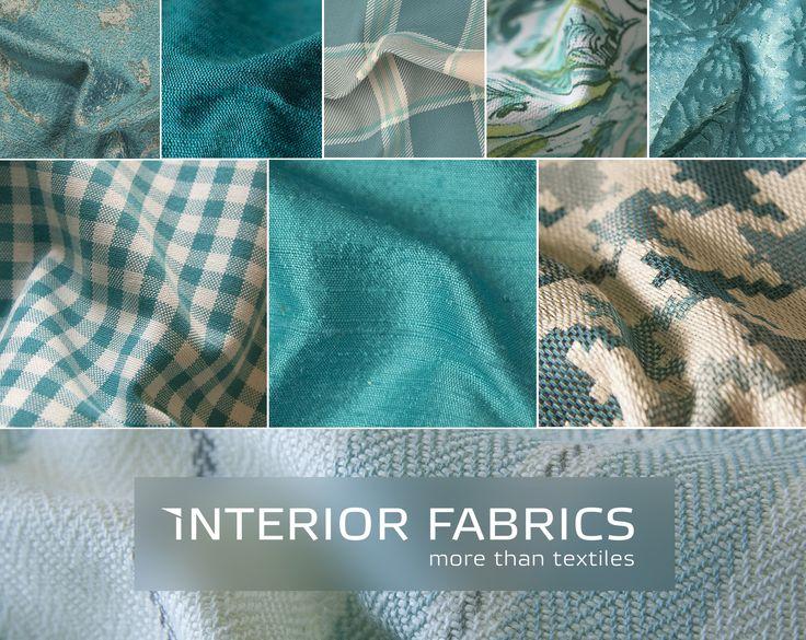 Среди трендовых цветов весны-2015 особенное место отведено Бирюзовому цвету.  Этот свежий, легкий цвет подарит интерьеру спокойствие, изысканность, ощущение пространства... Наша подборка бирюзовых интерьерных тканей http://interior-fabrics.com.ua/fabric/color/32