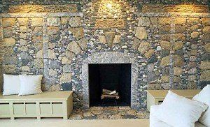 1000 Ideas About Rock Fireplaces On Pinterest River