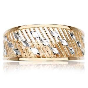 Pierścionek złoty ZEA4389