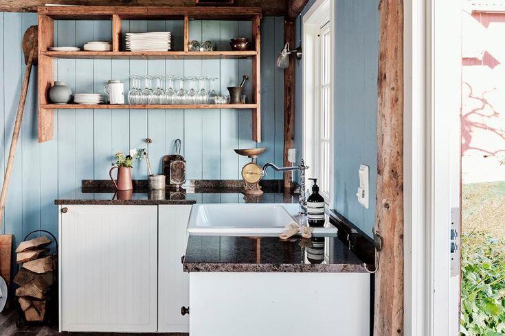 helle farbtöne - bild 2 | kleine küche, küchen renovieren