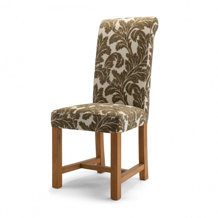Willis & Gambier Normandy Chicago Floral Sage Chair