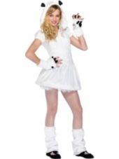 Teen Girls Polar Bear Costume-Party City ....... I want this sooooo bad for halloween :)