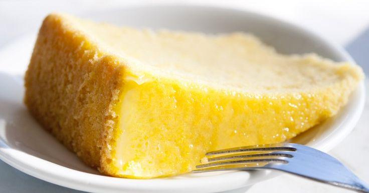 Lemon Butter Cake