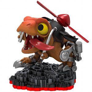 Skylanders Trap Team - Chopper [Tech] Character
