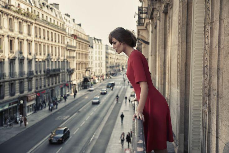 #quiosquepl #quiosque #new #season #autumn #winter #photoshoot #photosession #style #fashion #ladystyle #woman #womanwear #feminine #aw15 #dress #paris