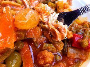 GIARDINIERA O ANTIPASTO PIEMONTESE - GIARDINIERA or Piedmont appetizer - LA CUCINA PIEMONTESE