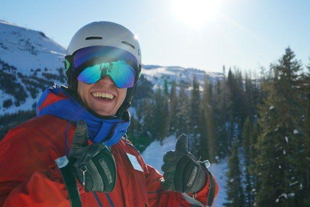 7. カナダ バンフ Sunshine Village Resort で絶景スキーを楽しむ