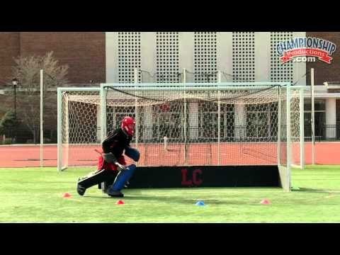 Goalkeeper hockey tips video
